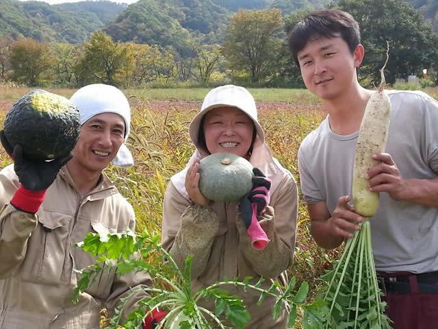 平取町 農産物 農家 野菜